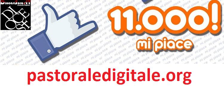 Pastorale Digitale like facebook